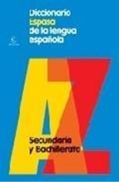 "Diccionario Espasa de Lengua Española ""Secundaria y Bachillerato"""