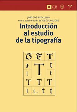 Introducción al estudio de la tipografía