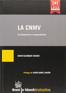 """Cnmv, la (+E-Book Gratis) """"Su Transparencia y Responsabilidad"""""""