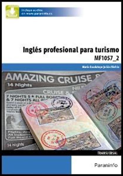 "Inglés Profesional para Turismo ""Mf1057 2"""