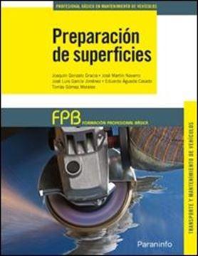 """Preparación de Superficies """"Transporte y Mantenimiento de Vehículos"""""""