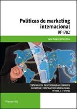 Políticas de marketing internacional UF 1782