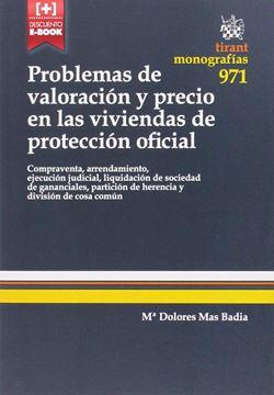Problemas de Valoración y Precio en las Viviendas de Protección Oficial