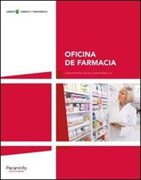 """Oficina de Farmacia """"Ciclo Formativo de grado medio que conduce a la obtención del título de Técnico en Farmacia y Parafarmac"""""""