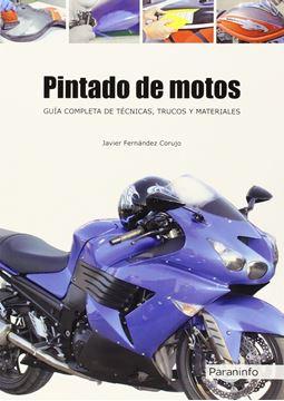 Pintado de motos