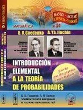 Introducción elemental a la teoría de probabilidades