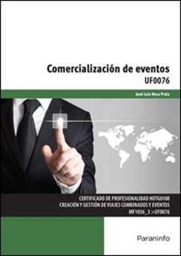"Comercialización de eventos ""UF 0076"""