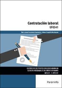 """Contratación laboral """"UF 0341"""""""