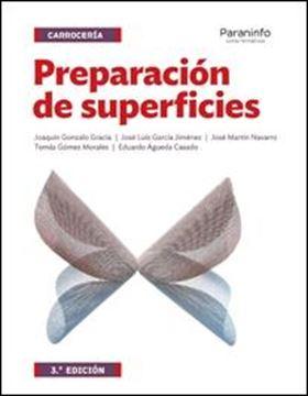 """Preparación de superficies """"Carrocería"""""""