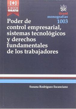 Poder de control empresarial, sistemas tecnológicos y derechos fundamentales de los trabajadores