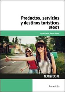 Productos, servicios y destinos turísticos