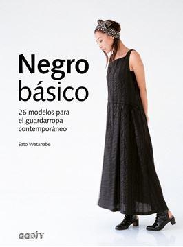 """Negro básico """"26 modelos para el guardarropa contemporáneo"""""""