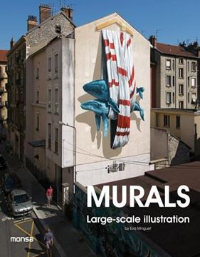 Murals. Large-Scale Illustration