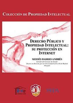 """Derecho público y propiedad intelectual """"su protección en internet"""""""