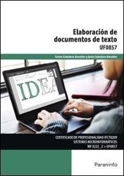 Elaboración de documentos de texto