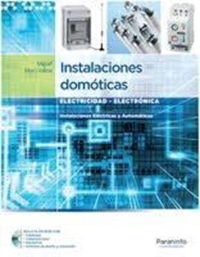 Instalaciones Domóticas. Instalaciones Eléctricas y Automáticas+ Cd-Rom