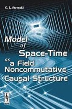 Model Of Space-Time As a Field Noncommutative Causal Structure