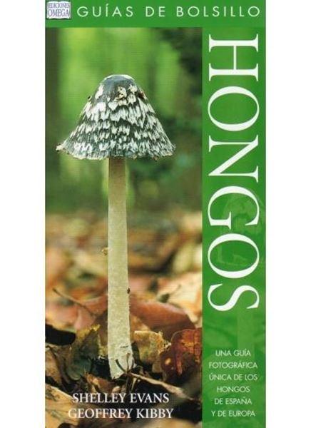 Guía de bolsillo de hongos