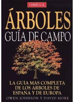 """Arboles, guía de campo """"La guía más completa de los árboles de España y de Europa"""""""