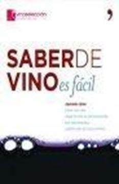 Saber de Vino Es Fácil