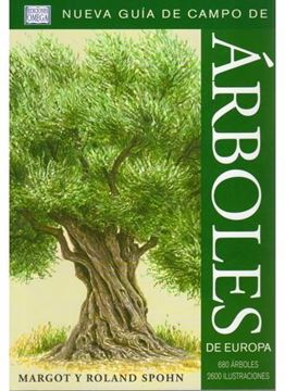 """Árboles de Europa """"Nueva guía de campo"""""""