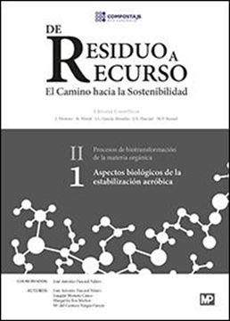 """Aspectos biológicos de la estabilización aeróbica. """"Procesos de biotransformación de la materia orgánica"""""""