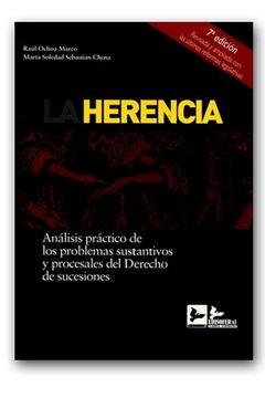 """La Herencia Ed. 2017 """"Análisis Práctico de los Problemas Sustantivos ..."""""""