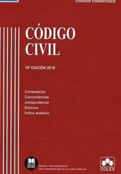 """Imagen de Codigo Civil Comentado,  19ª Ed.2018  """"Comentarios y Jurisprudencia"""""""