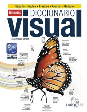 """Diccionario Visual Multilingüe + online 4ª ed, 2017 """"Español/Inglés/Francés/Alemán/Italiano"""""""