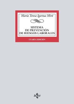 Sistema de prevención de riesgos laborales 4ª ed, 2018