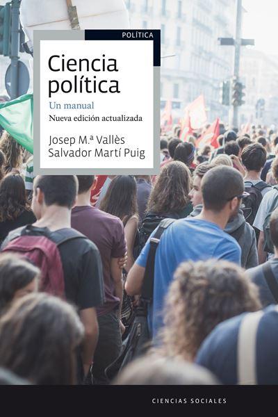 """Ciencia política. Un manual """"Nueva edición actualizada"""""""