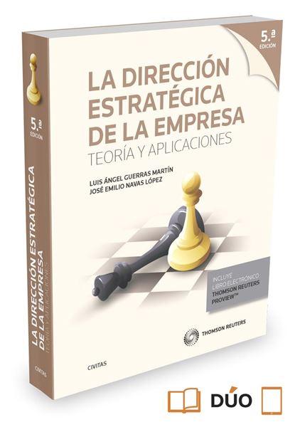 """Dirección estrategica de la empresa 2015 """"Teoría y aplicaciones"""""""