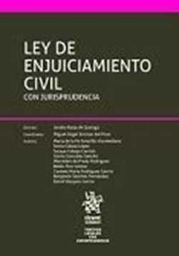 Imagen de Ley de Enjuiciamiento Civil con Jurisprudencia, 1ª 2018