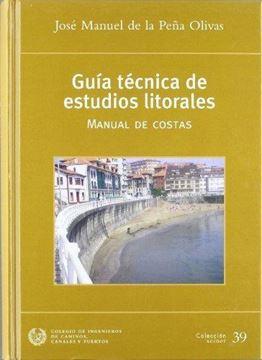 Guía técnica de estudios litorales. Manual de costas