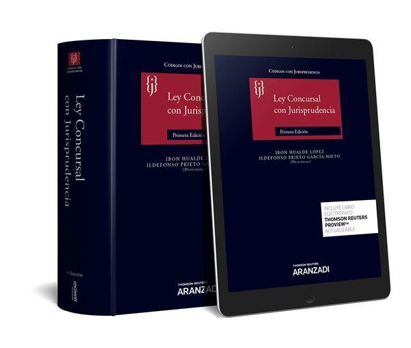 Ley concursal con jurisprudencia (DÚO) 2018