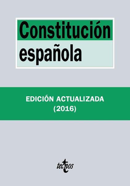 Constitución Española 2017