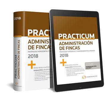 Practicum Administración de Fincas 2018 (Papel + e-book)