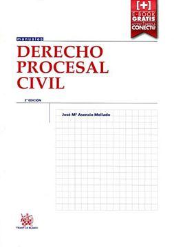 Imagen de Derecho procesal civil 2015