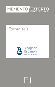 Imagen de Memento Experto Extranjería 2017