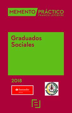 Imagen de Memento Graduados Sociales 2018