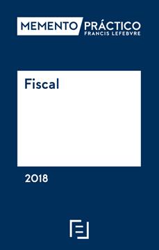 Imagen de Memento práctico Fiscal 2018