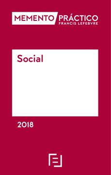 Imagen de Memento práctico Social 2018