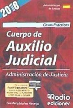 Imagen de Casos Prácticos Cuerpo de Auxilio Judicial de la Administracion de Justicia 2018