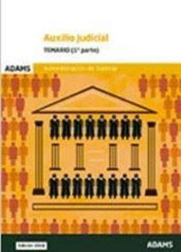 Imagen de Temario Auxilio Judicial 2 Vols. 2018 Administración de Justicia