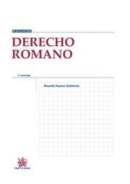 Imagen de Derecho Romano 2015