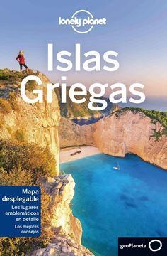 Imagen de Islas griegas Lonely Planet 2018