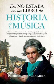 Imagen de Eso no estaba en mi libro de Historia de la Música