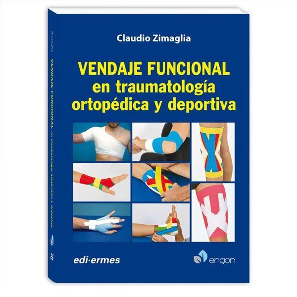 Imagen de Vendaje Funcional em traumatología ortopédica y deportiva