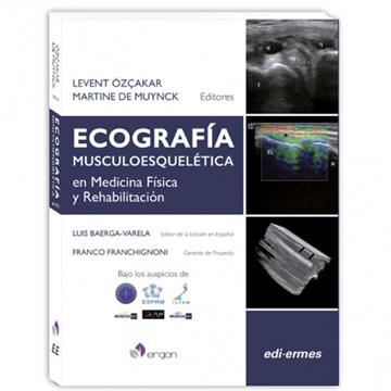 Imagen de Ecografía musculoesquelética en Medicina física y rehabilitacíión