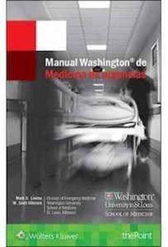 Imagen de Manual Washington de medicina de urgencias, 1ª ed. 2018